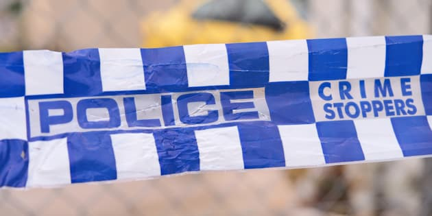 Police have been called to a service station in Enmore after reports of an axe attack.
