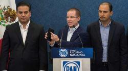 Anaya, Gil Zuarth y Rodríguez Doval, blancos de espionaje de Pegasus y el Gobierno