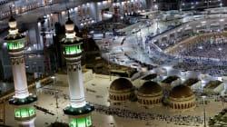 À La Mecque, une