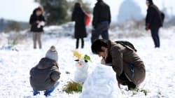 Neve a Roma, l'incubo di noi mamme romane, tra scuole che chiudono e baby sitter che