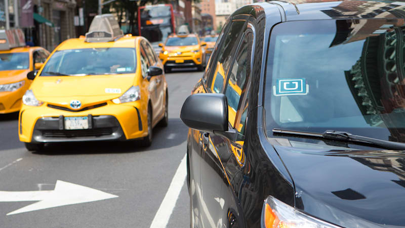 More than ever, business travelers are choosing ridesharing