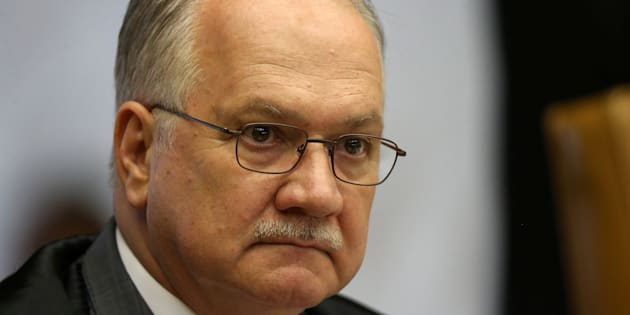 Ministro Edson Fachin, relator do pedido do senador Aécio Neves (PSDB-MG) .
