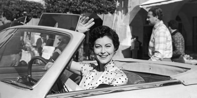 Ava Gardner (1922 - 1990)