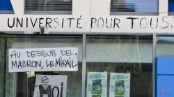 L'université du Mirail à Toulouse, occupée depuis le 6 mars, évacuée par la