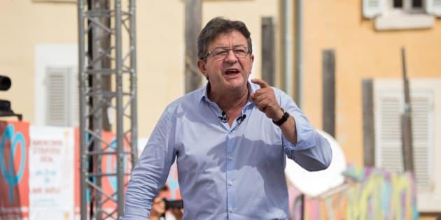 Après les arrestations en lien avec avec Logan Alexandre Nisin, Mélenchon demande la fermeture du local de l'Action Française à Marseille