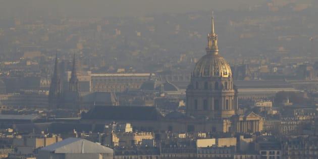 La France n'a pas tenu ses objectifs d'émissions de gaz à effet de serre en 2016