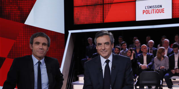 François Fillon réalise la deuxième meilleure audience de L'Emission politique.