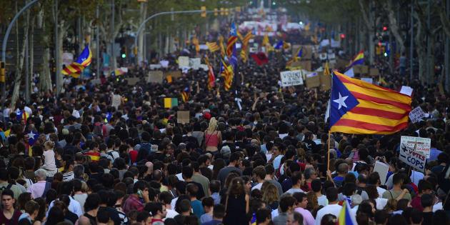 Protesto convocado pela Confederação Geral do Trabalho (CGT).
