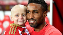 This Friendship Between A Six-Year-Old With Cancer And A Soccer Superstar Was Sport At Its