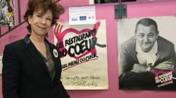 Véronique Colucci, administratrice des Restos du Cœur, est