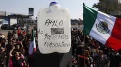 AMLO anuncia que también transportarán gasolina por