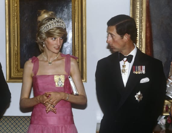 Prince Charles hated this gift from Princess Diana