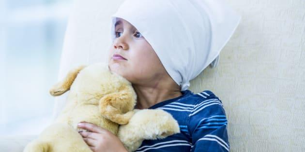 Je n'aurais jamais cru que la douleur aux jambes de mon fils serait révélatrice d'un cancer