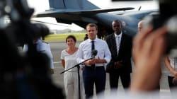 Six mois après Irma, Macron promet toujours de revenir à Saint-Martin (et multiplie cette promesse