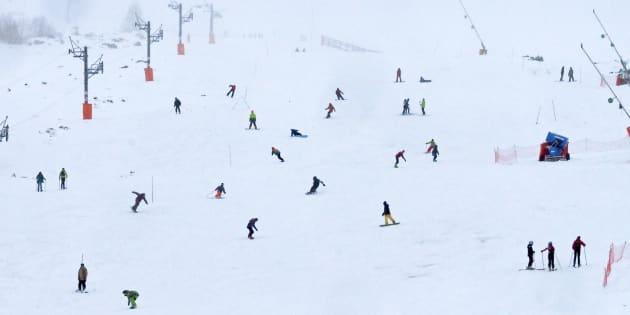 Une chute mortelle en ski met fin aux festivités du retour de la championne olympique Perrine Laffont en Ariège (Image d'illustration)