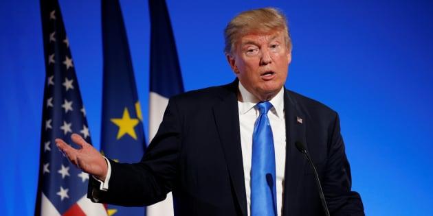 Trump est un danger pour les Américains qui ne font pas partie du 1% les plus riches, un danger pour la planète et il est la marionnette du complexe militaro-industriel.