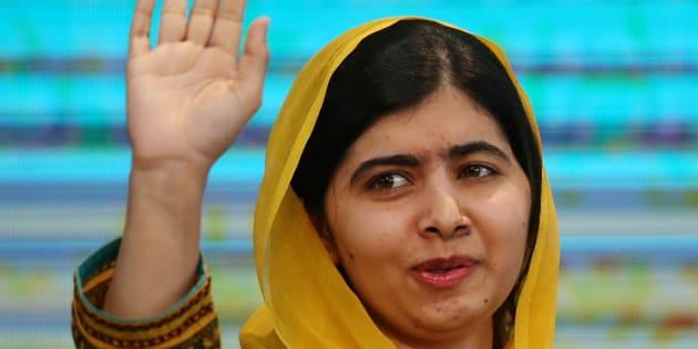A trajetória e a luta de Malala Yousafzai já foi premiada com o Nobel da Paz.