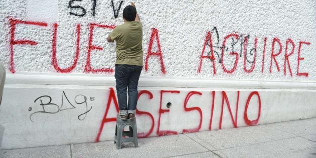 Ángel Aguirre informa que renuncia a buscar uma deputação