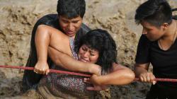Shocking Images Reveal The Devastating Toll Of Peru's