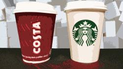 Beber este café de Starbucks excede el promedio de azúcar que puedes consumir al
