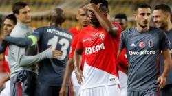 Besiktas l'emporte sur Monaco qui peut maintenant se préparer à dire adieu à la Ligue des
