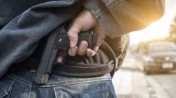 Le trafic d'armes en hausse au