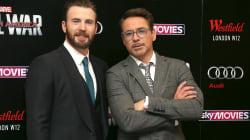 Robert Downey Jr. et Chris Evans auraient pu jouer dans