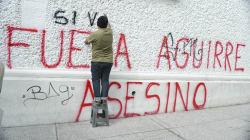 En tres tuits,Ángel Aguirre retirósu precandidatura a diputado