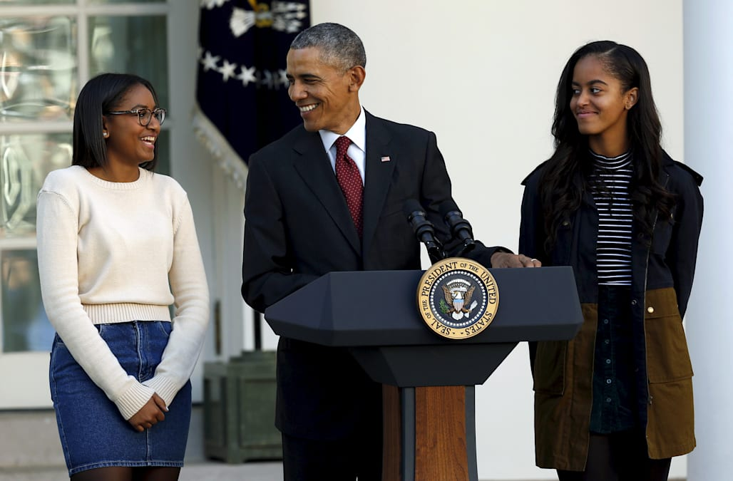 Sasha and malia dating advice