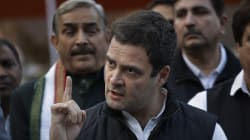 PM Modi Sacrificed Common Man In 'Yagna' Against Black Money And Corruption, Says Rahul
