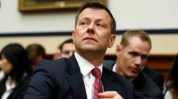 Il perd son poste au FBI pour des textos anti-Trump envoyés à sa