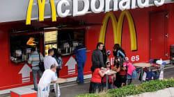 Esta foto publicada por un exempleado del McDonald's te quitará las ganas de volver a comer