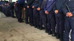 Detienen a 30 policías por presunta relación con homicidio de