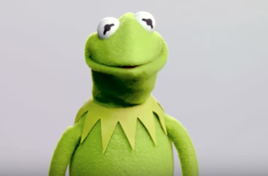 Elmos Vaccine Video Is Cutest Argument >> New Kermit The Frog Voice Actor S Debut Gets Mixed Reviews Aol