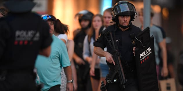L'attacco a Cambrils: cinque terroristi uccisi