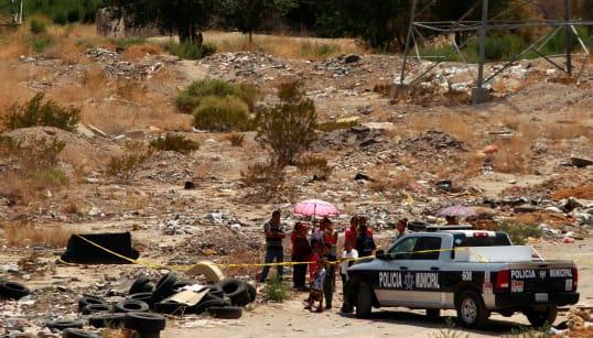 Presentan a presunto responsable del asesinato de Rafita: Fiscalía de