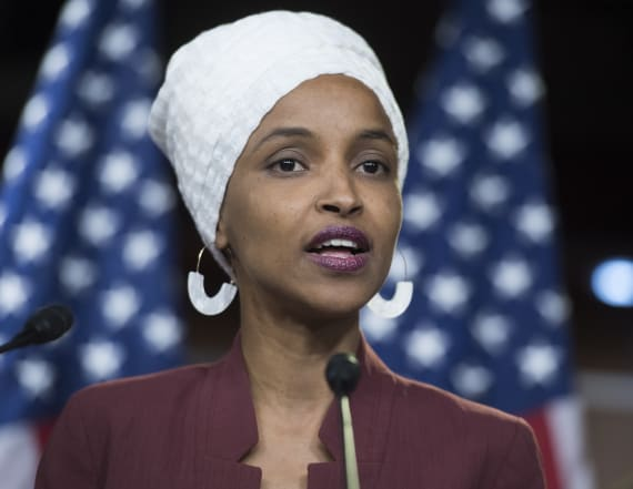 Support ramps up for Rep. Omar amid Trump attacks