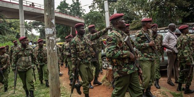 "Attentato a Nairobi, il presidente Kenyatta: ""Uccisi tu"