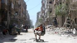 En Siria los habitantes de Duma redescubren su ciudad