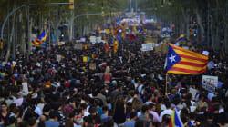 Catalunha promove greve geral contra repressão de