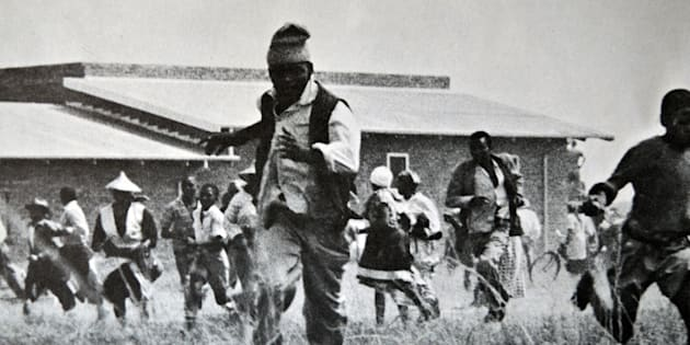 The Sharpeville massacre occurred on 21 March 1960, at the police station in the South African township of Sharpeville in Transvaal (today part of Gauteng).