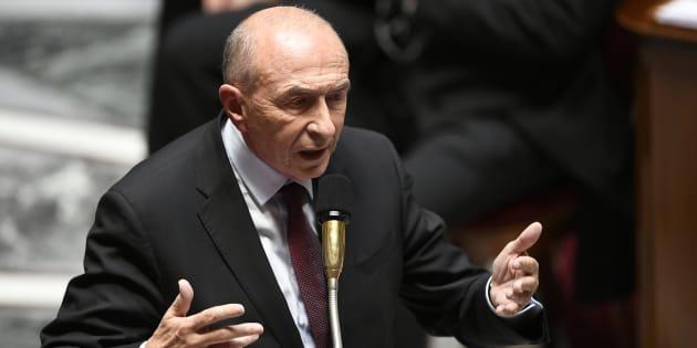 """Notre-Dame-des-Landes: Gérard Collomb gérera une évacuation """"avec sang-froid, en évitant qu'il y ait des morts""""."""