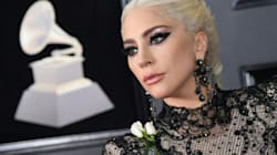 Stars Wear White Roses On Grammys Red Carpet To Support Time's