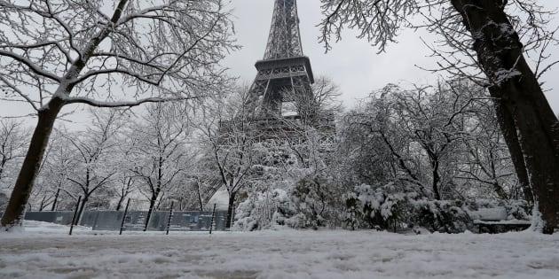 En fait si, Météo France a anticipé la neige. Voici comment