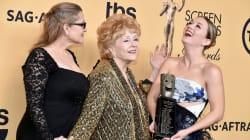 Billie Lourd Breaks Silence On The Death Of Carrie Fisher, Debbie