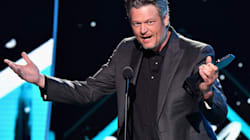 Blake Shelton Falls On Stage, Says 'Yes I Had Been Drinking. A
