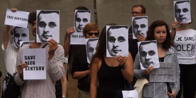 Maurice Audin ou Oleg Sentsov, la dénonciation des crimes d'Etat ne doit pas connaître de frontières.