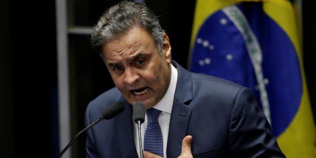 Senado Federal irá analisar na próxima semana afastamento do senador Aécio Neves (PSDB-MG).