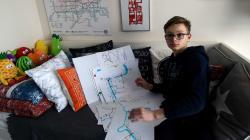 Un écolier tchèque autiste devient designer à