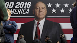 """House of Cards arriva su NOW TV e Frank Underwood """"sbarca"""" in"""